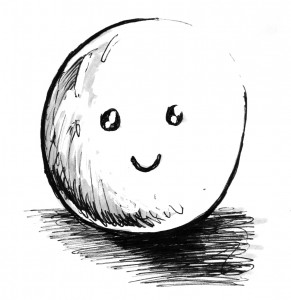 Mr Happy Ball 1
